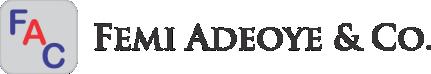 Femi Adeoye Logo